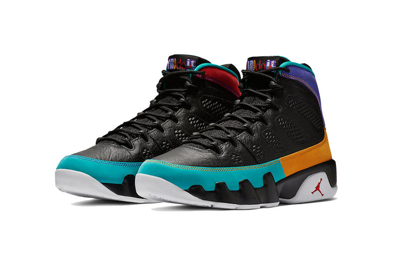 air jordan 9 dream it do it 2019 march footwear jordan brand