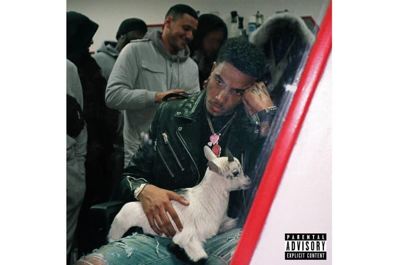 AJ Tracey 'AJ Tracey' Debut Album Stream UK hip hop rap nyge swifta beater