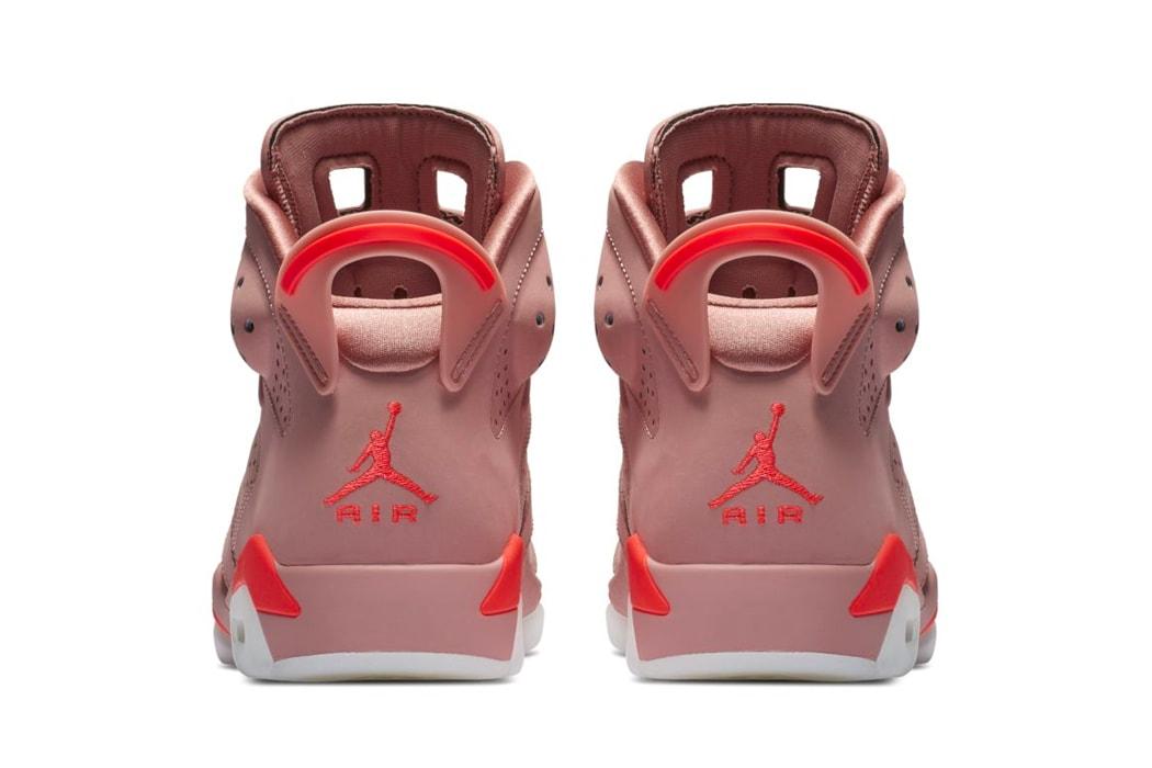 2cfb8edc4176 Aleali May x Jordan Brand Air Jordan 6