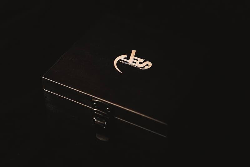 "ALIEN EVOLUTION STUDIO® x G-Shock Collection 10th anniversary taiwan ""BLACKOUT BLACK Series"" DW-5900BB"