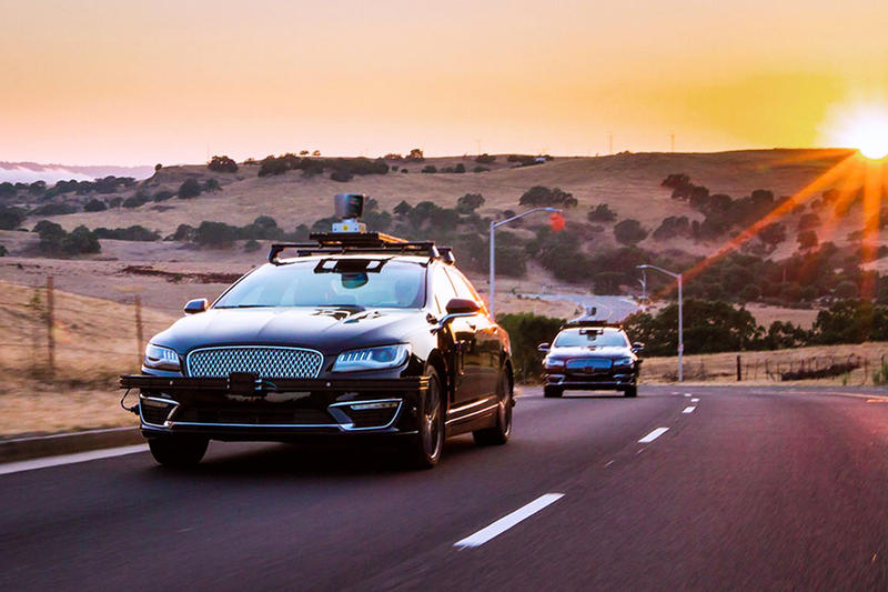 Amazon Invests Self Driving Car Startup Aurora Innovation autonomous delivery scout drone prime