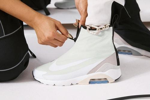 UPDATE: AMBUSH® x Nike Air Max 180 Official Release