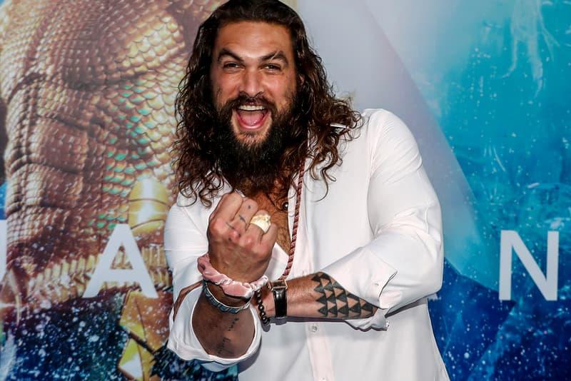 Aquaman Highest Earning International Solo Superhero Film Warner Bros. WarnerMedia Jason Momoa Iron Man 3 Avengers Spin Off Sequel