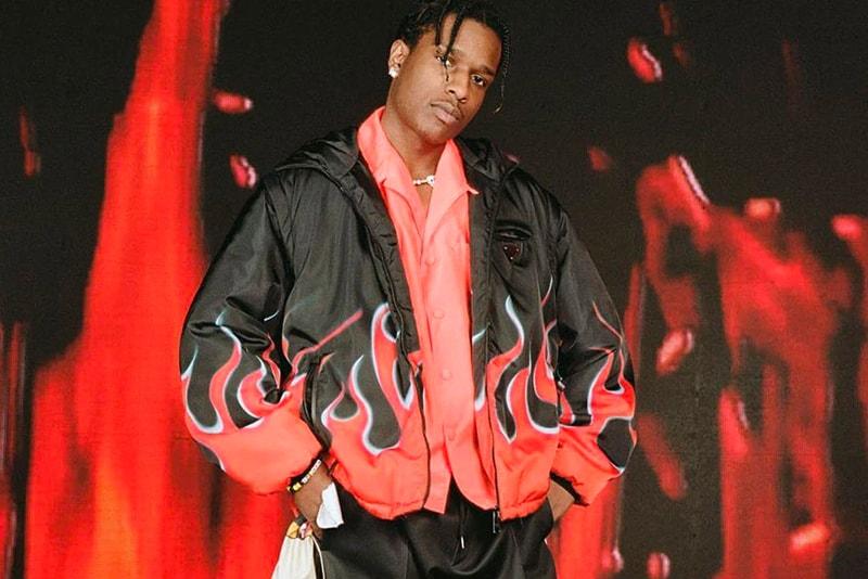 e1c99e1a091c A AP Rocky Injured Generation Tour Custom Prada