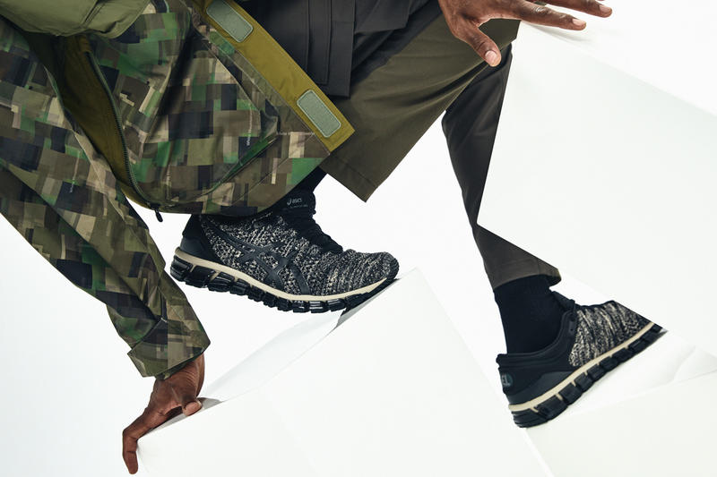 ASICS GEL-QUANTUM Family 2019 Lookbook GEL-Quantum 360 Knit 2, the GEL-Quantum 180 4 GEL-Quantum 90