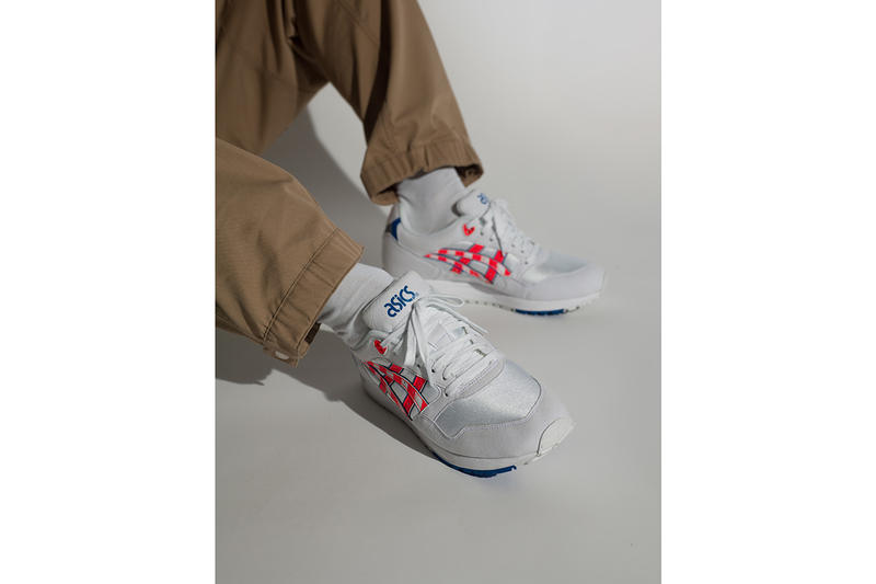 ASICSTIGER Gel Saga Zebra Pack Info Information Shoes Trainers Kicks Sneakers Footwear Cop Purchase Buy Now Available Online Instore