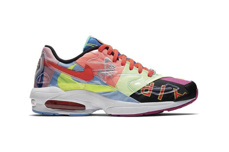 super popular 17a83 40eea An Official Look at atmos x Nike Air Max2 Light