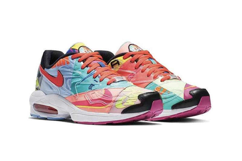 Nike Air Max2 Light atmos Official Look Images Release Details Day First Closer How to Look Purchase Cop Drop Where to buy