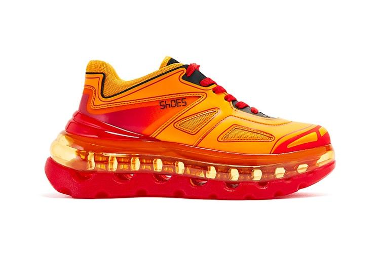 8ef52e5f2b7b9 Designer of Balenciaga s Triple S Launches Line of Elevated Sneakers