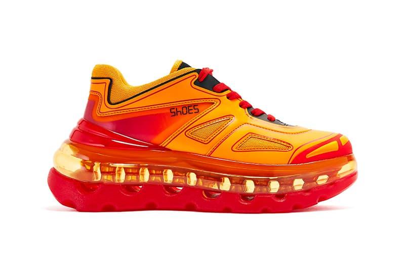 Balenciaga Triple S David Tourniaire-Beauciel Shoes 53045 Launch Sneaker Line Designer Aurelia Ammour