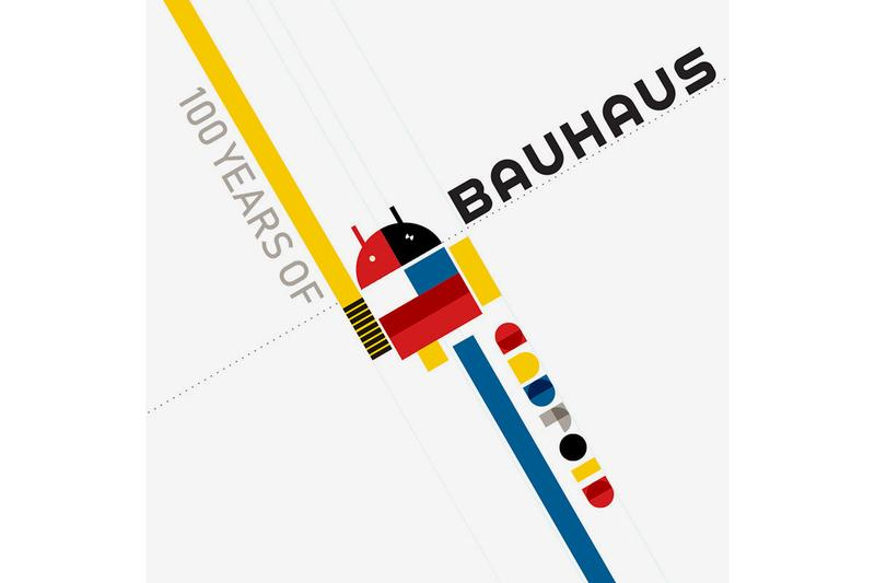 Bauhaus Redesigns Apple, adidas, Netflix Logos bmw