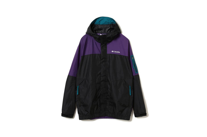 Beams Boy x Columbia Capsule Collection Info jackets bags hats outdoors camping japan tokyo