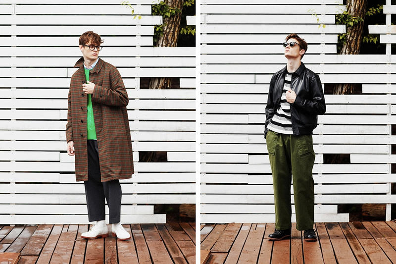 Beams Plus Spring/Summer 2019 lookbook clothing fashion Japan First Look Ivy League Americana