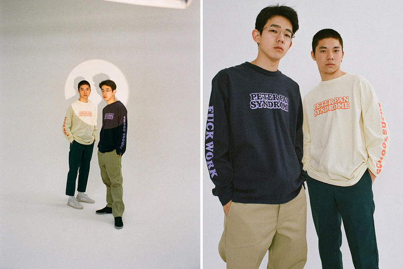 Bedwin & The Heartbreakers Spring/Summer 2019 lookbook collection ss19 japan release date info buy