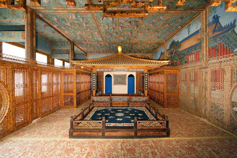 Beijing Forbidden City Opens new Section palace