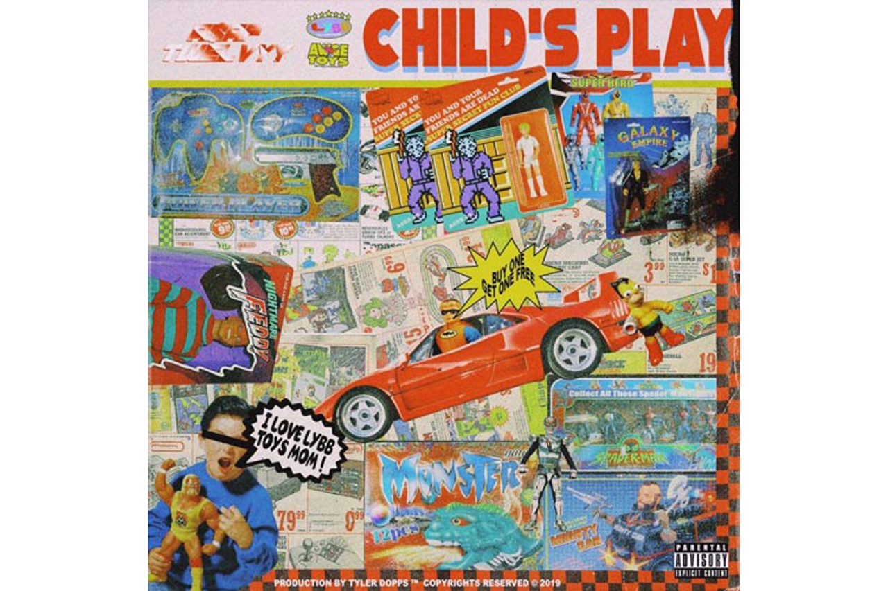 Lil Berete Famous Dex A$AP Twelvyy Zacari Stalley new music new project Best new tracks