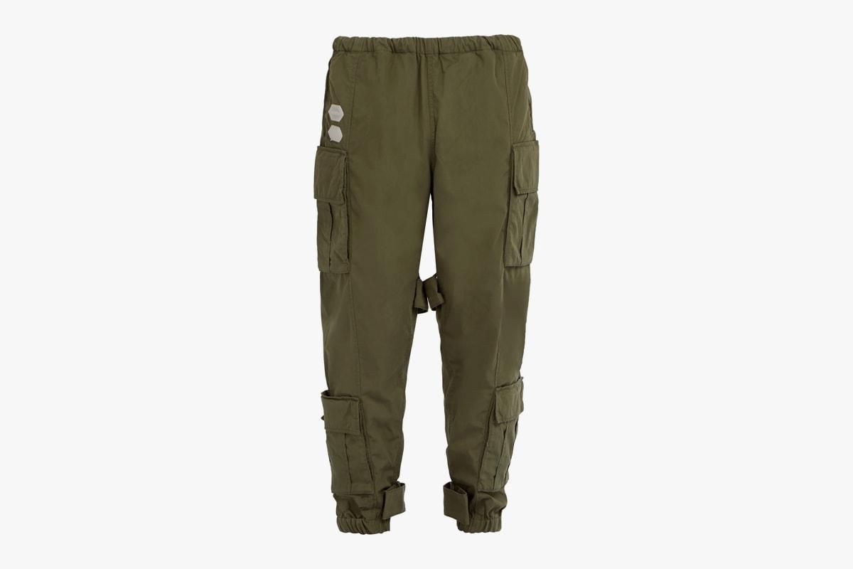 Best Spring 2019 Pants Trousers Jeans Doublet KANGHYUK KOZABURO 99%IS Homme Plisse Issey Miyake Heron Preston Carhartt Y/Project Rick Owens Off White Loewe SSENSE Browns Fashion LUISAVIAROMA MATCHESFASHION.COM Moda Operandi