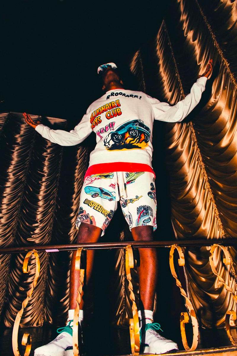 Billionaire Boys Club Spring Summer 2019 Collection Lookbook Jackets Hoodies T shirt Pharrell Williams