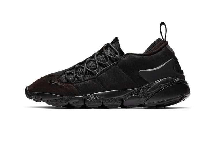 98d03a9644 BLACK COMME des GARÇONS' Nike Air Footscape Collaboration Just Dropped