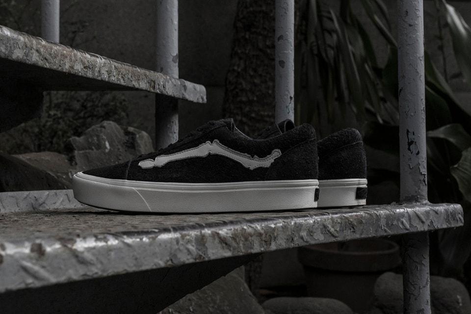 28fcf08ad9 Blends x Vans Vault Old Skool COMFYCUSH LX First Look