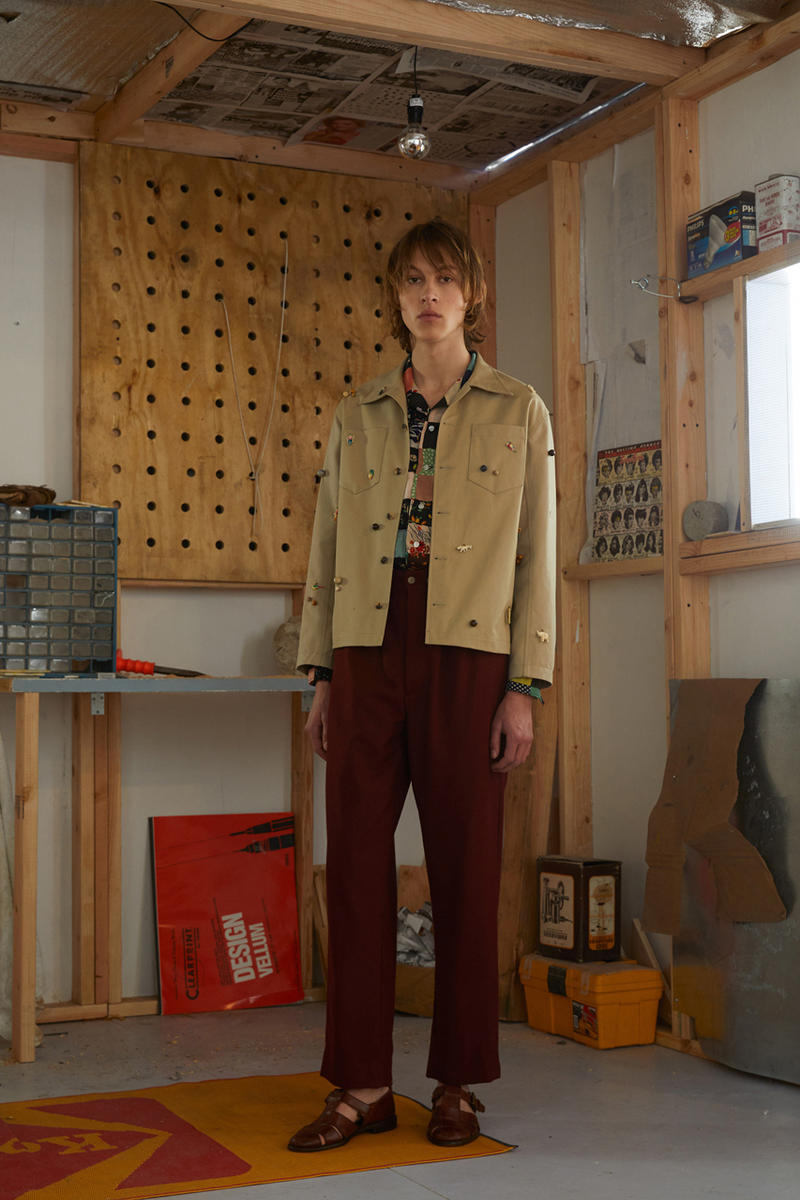 Bode Fall/Winter 2019 NYFW Collection Lookbook new york fashion week mens runway show