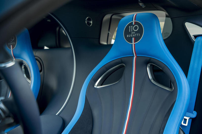 Bugatti Chiron Sport 110 Ans Bugatti car french france tribute