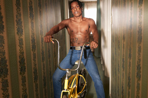 Calvin Klein Calls in A$AP Rocky & More for Star-Studded SS19 Campaign