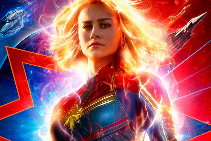 New 'Captain Marvel' Promo Cements Her Place Among the MCU's Avengers
