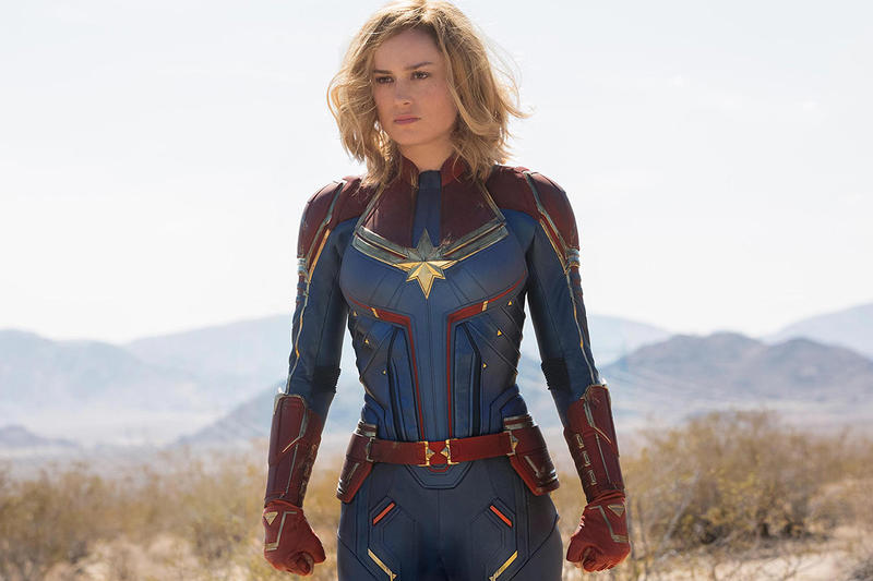 'Captain Marvel' Two Post-Credit Scenes Confirmed marvel cinematic universe movies comics avengers endgame brie larson