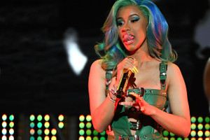Cardi B Joins Blueface for the Newest