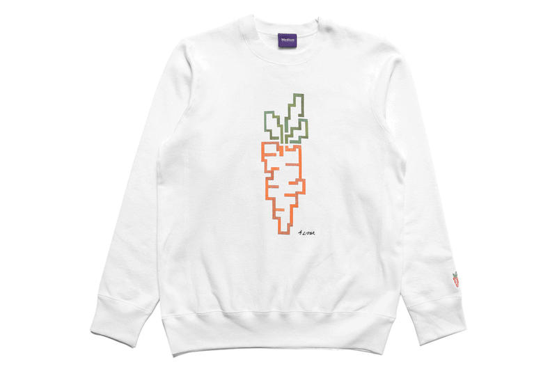 Carrots Adam Lister Capsule Collection
