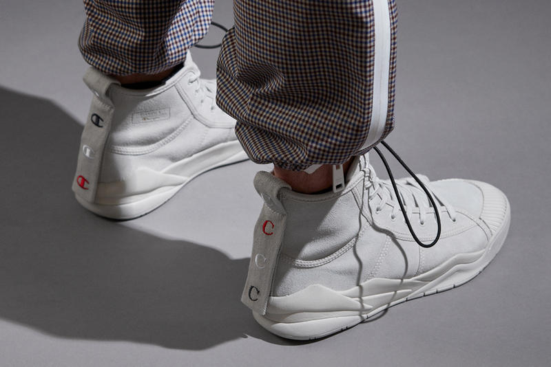 Casbia Champion spring summer 2019 Century collection Sneakers Lookbook images