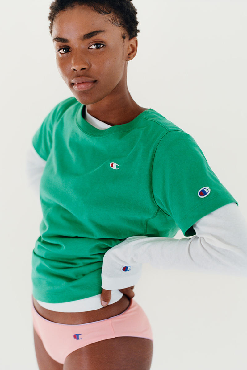 Champion Reverse Weave Rituals Collection Lookbook Sporting Icons SS19 Spring Summer 2019 Europe