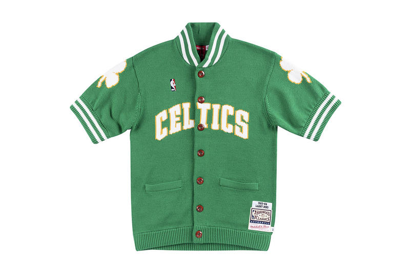 Mitchell and Ness CLOT Collection Collaboration LA Lakers Boston Celtics All Star Weekend Drop 2019