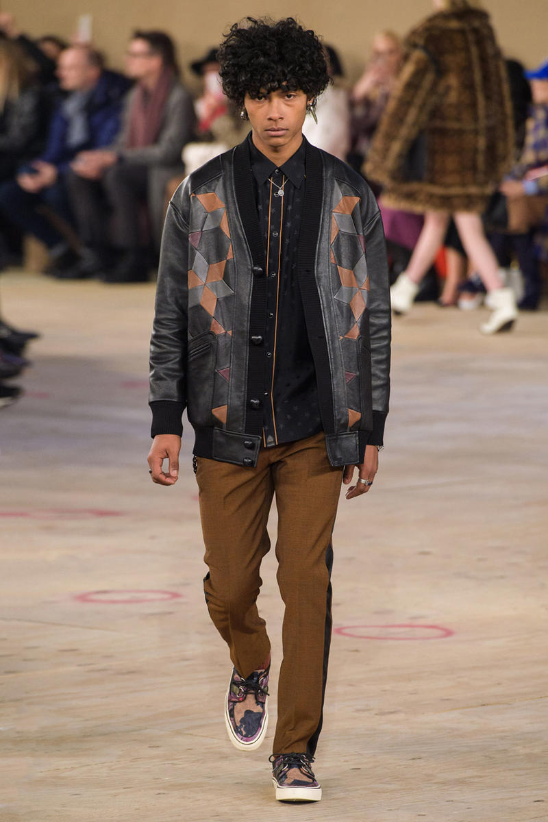 Coach 1941 Fall Winter 2019 Runway Collection new york fashion week presentation fw19 womens mens stuart vevers