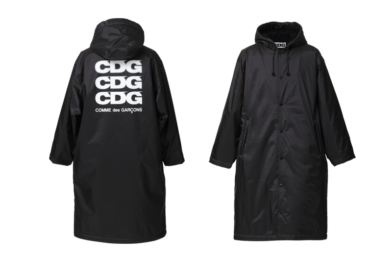 16bfda5b9e82eb COMME des GARÇONS CDG 2019 First Delivery Drop release date info buy  february 9 2019 dover