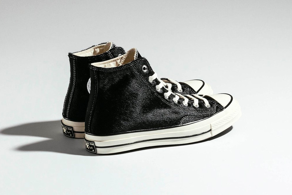 """3f64428981a Converse Chuck 70 Hi """"Pony Hair"""" Collection Release"""