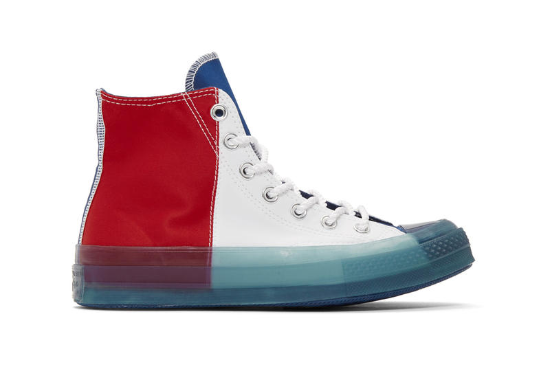 de68c570113e Converse SS19 Chuck Taylor All-Star 70s Hi Colorways translucent see  through opaque midsoles pink