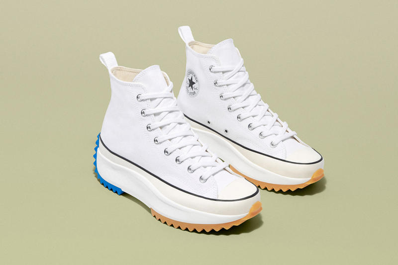 8242a52a9f17 JW Anderson x Converse Run Star Hike Chuck Taylor Release Details Closer  Look How to buy
