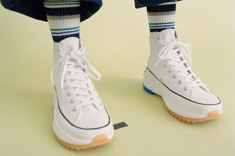 JW Anderson x Converse Run Star Hike Chuck Taylor Release Details Closer Look How to buy cop purchase