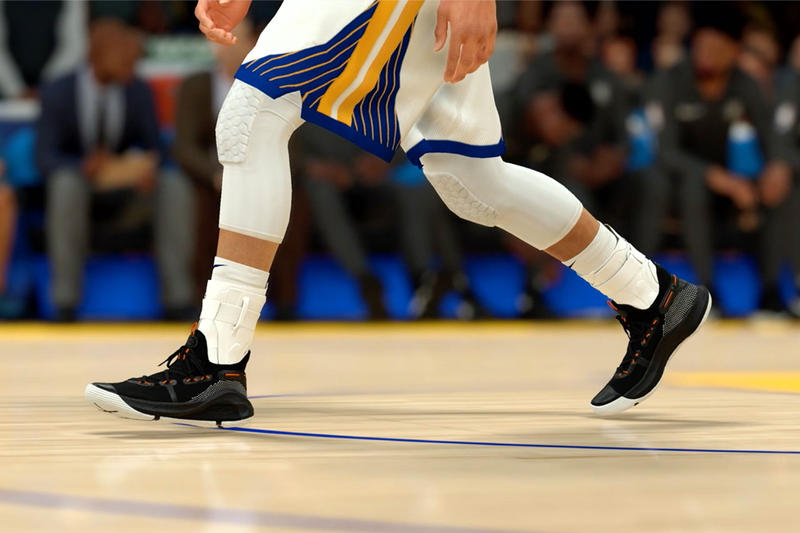 """Curry 6 """"Oakland Sideshow"""" Drop Release Info date stephen nba 2k 2019 february 22 2019 march 1 california"""