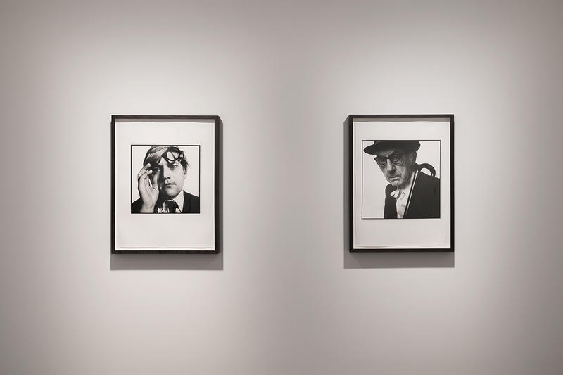 David Bailey 'The Sixties' Exhibit Inside Look London Gagosian Gallery Davies Street February 14 March 30 2019 Open Opening Public Art
