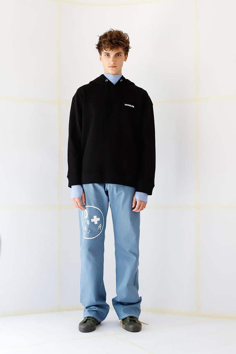 Davidelfin Fall/Winter 2019 Lookbook collection David Delfín