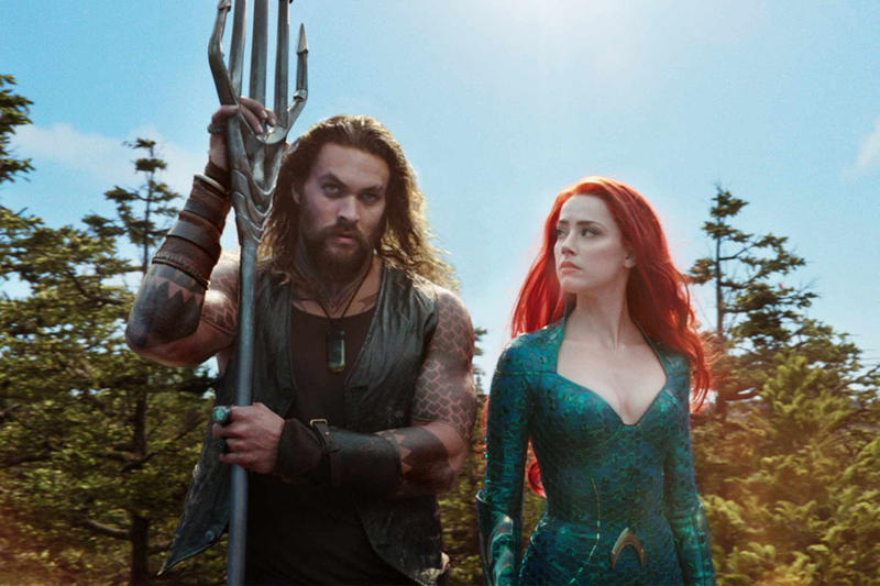 DC Comics Warner Bros Horror Aquaman Spinoff Planned James Wan Trench 2019