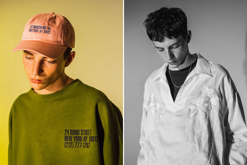 Deluxe Spring Summer 2019 SS19 Collection Lookbook Japanese Streetwear