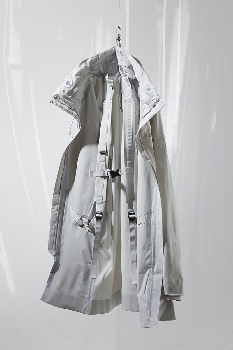 Descente ALLTERRAIN SS19 Colletion Lookbook fashion urban streetwear technical