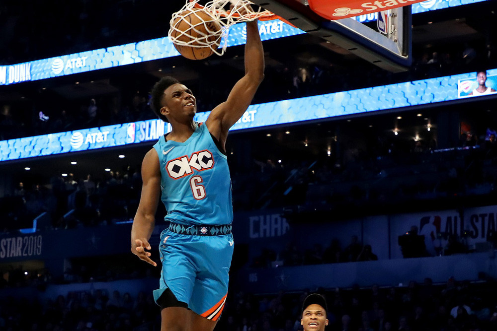 296d894ac426 Watch Every Dunk From the 2019 NBA All-Star Dunk Contest