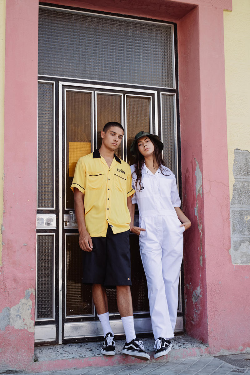 Dickies Life Spring/Summer 2019 Lookbook Fashion Clothing