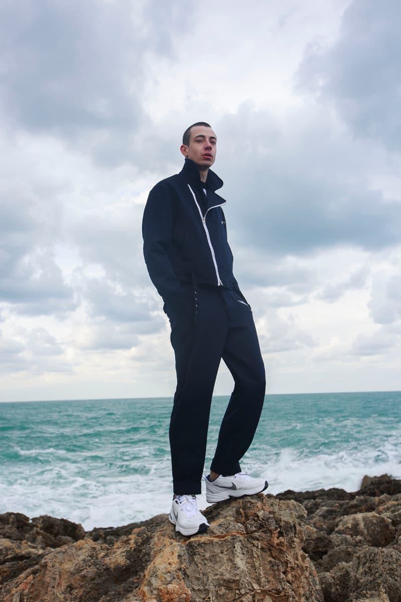 dima leu sport suit fall winter 2019 collection lookbook