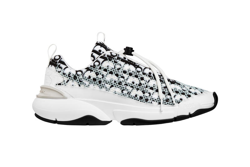 Dior SS19 Oblique Print Accessories & Sneakers shoe footwear b23 b24 saddle backpack bag drop release date info february 13 2019 available price canvas kim jones spring summer collection